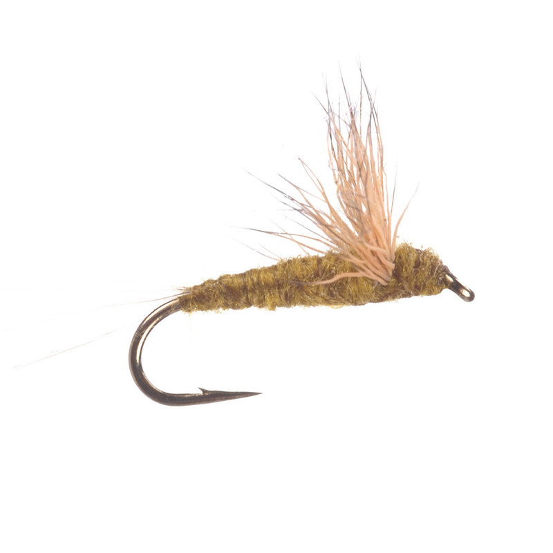 Blue Wing Olive Comparadun Dry Fly