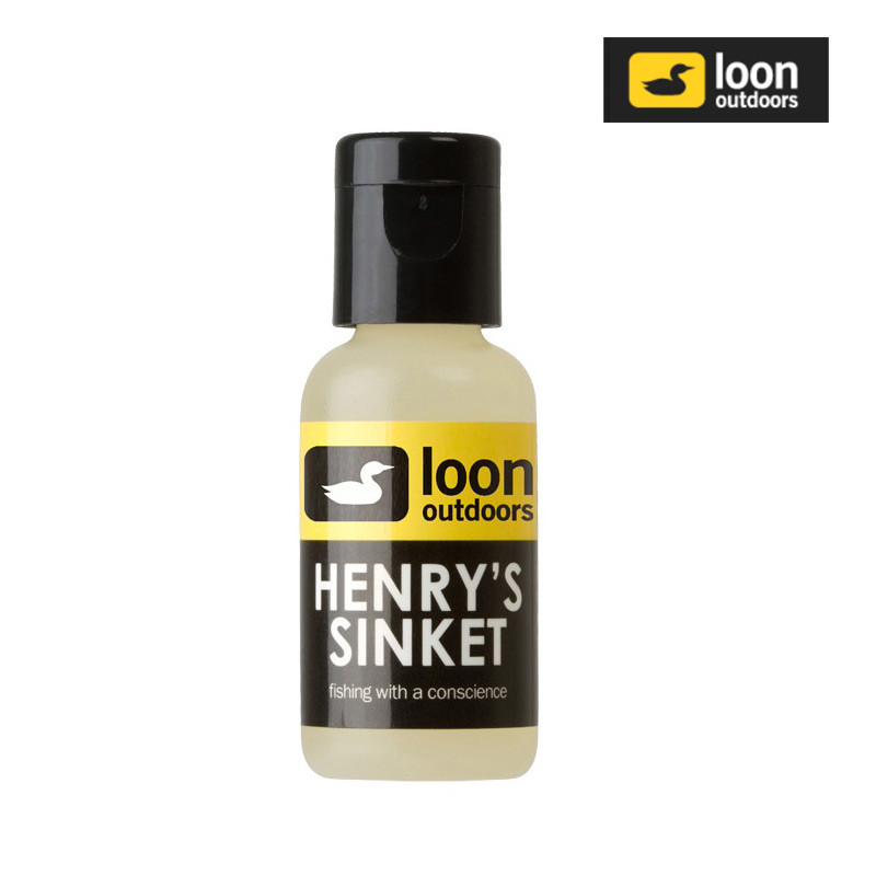 Bottle of Loon Henry's Sinket