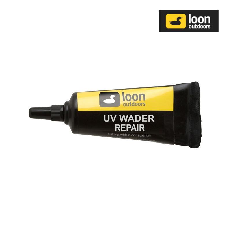 A Tube of Loon UV Wader Repair