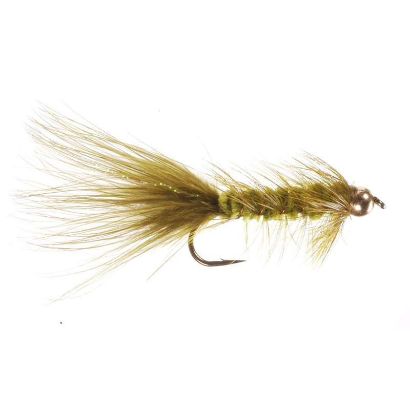 Bead Head Wooly Bugger Olive