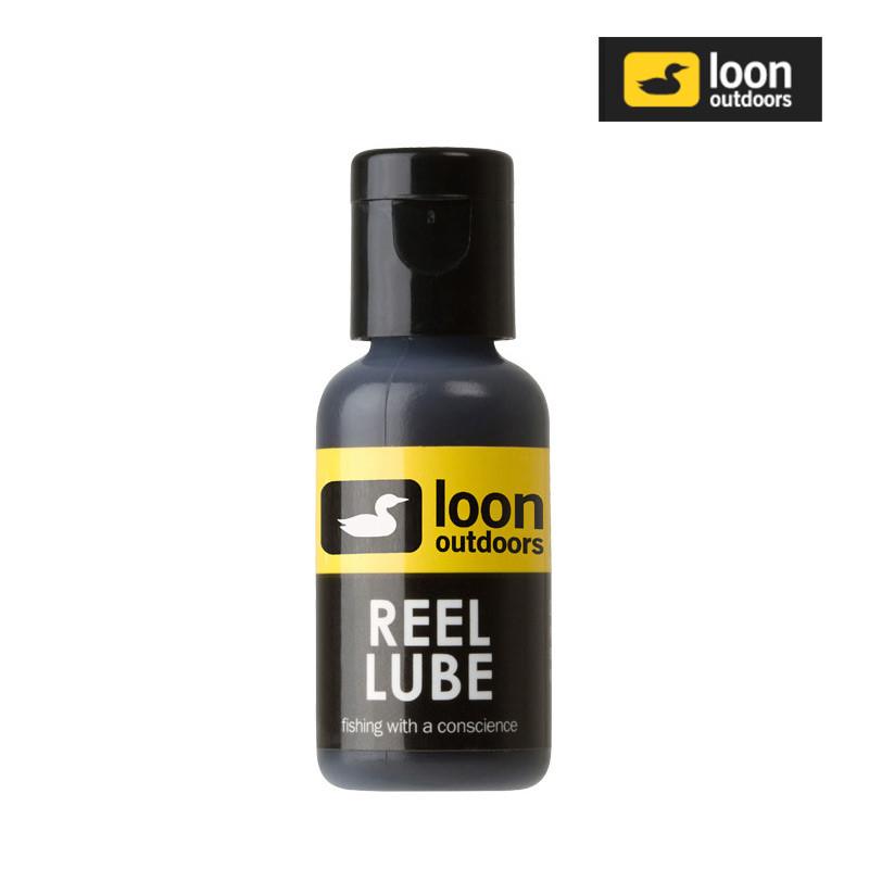 Bottle of Loon Reel Lube