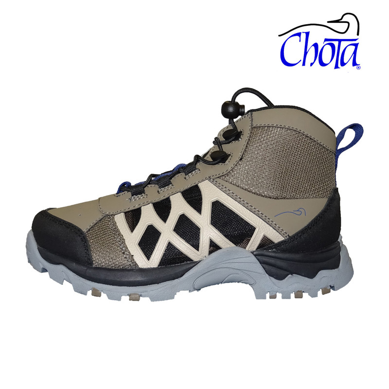 Chota Hybrid Rubber Sole Wading Boot Side View