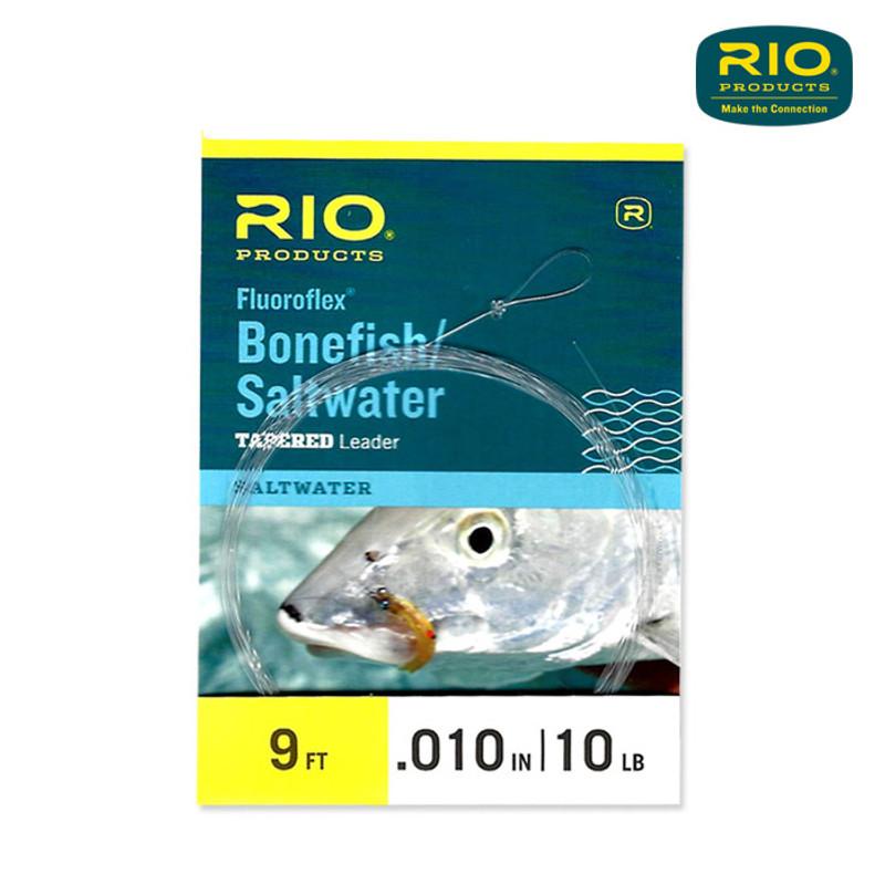 Rio Fluoroflex Bonefish Saltwater Leader
