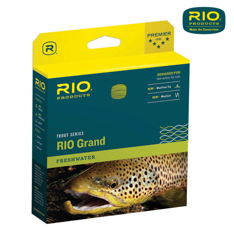 Rio Grand Fly Line In The Box