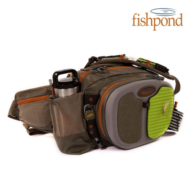 Fishpond Gunnison Guide Pack Front and Side View