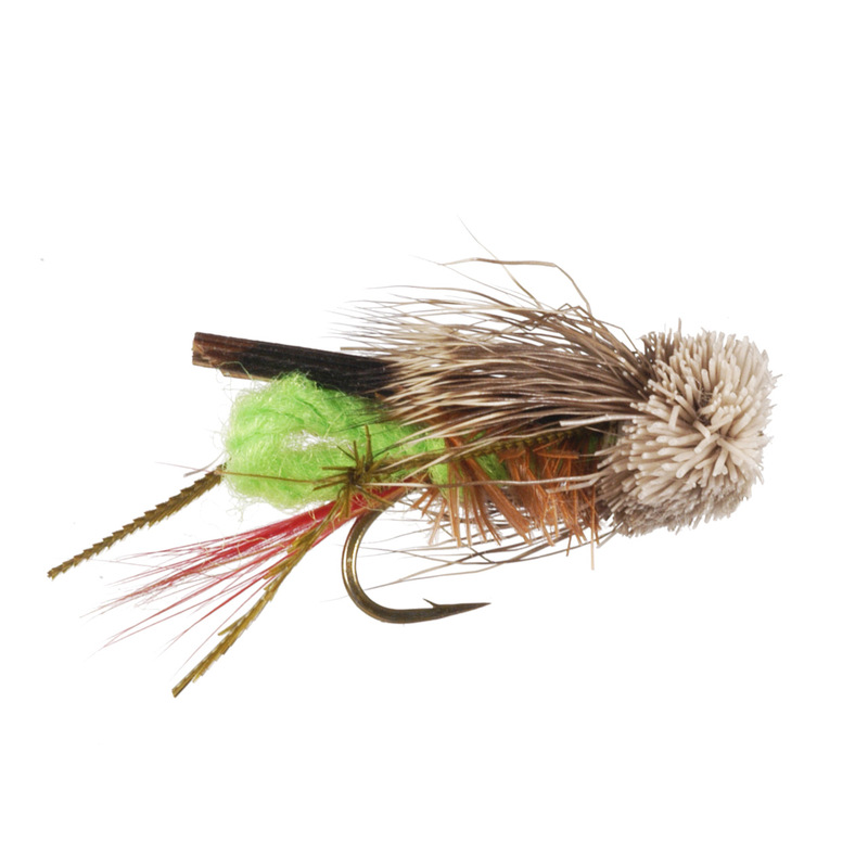 Legged Hopper Green