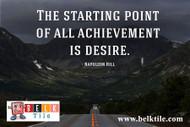 Monday Morning Motivation August 22nd, 2016 | BELK Tile