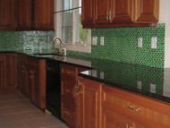 ADVANTAGES OF USING MOSAIC GLASS BACKSPLASH