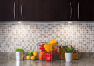 Glass Mosaic Tile Backsplash: The Easy Way to Install at Home