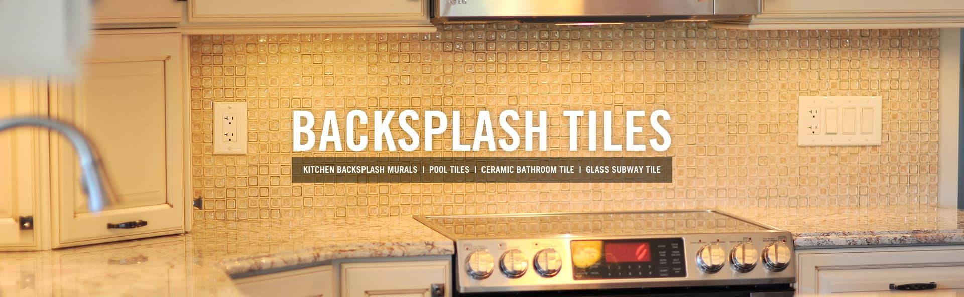 Kitchen Backsplash  Tiles   Mosaic Tile   subway  backsplashes