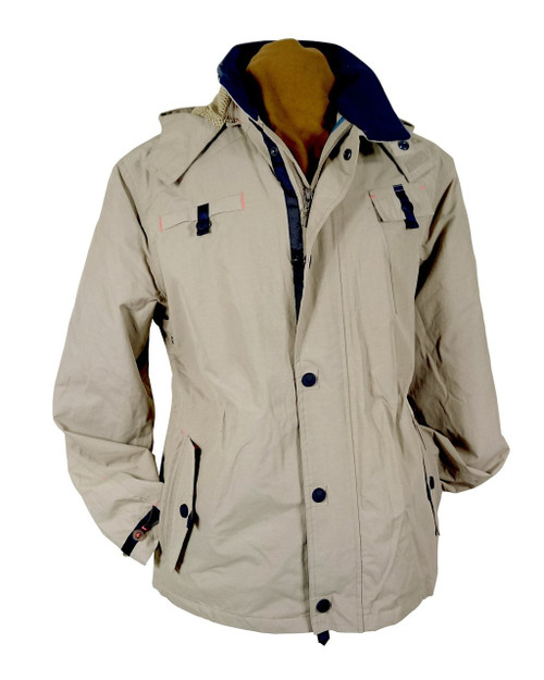 Right-to-Roam - Men's Waterproof Cotton Luxury Rambler