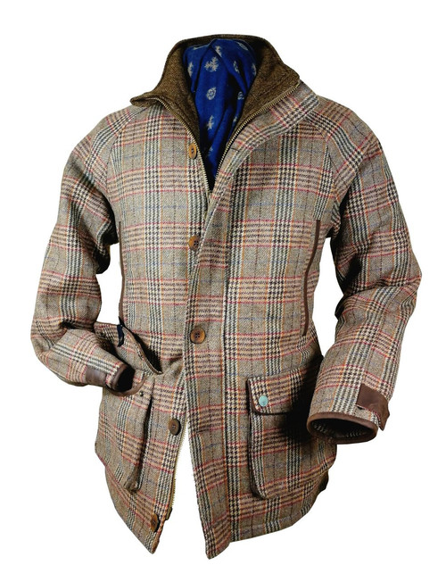 Prufrock Tweed Waterproof Jacket - Le Dogs
