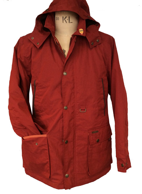 Noden - Waterproof/Machine Washable 'Dried' Wax Jacket