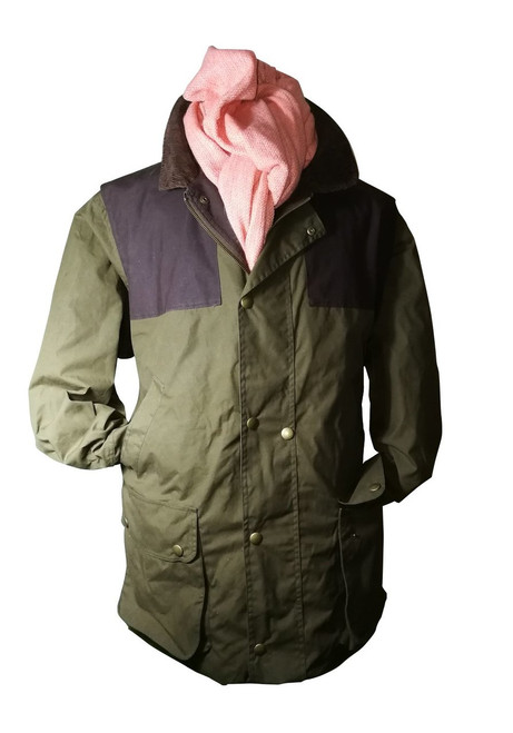 Soulard Storm Convertible Jacket/Coat