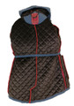 Quilted Parka - Faux Fur lined