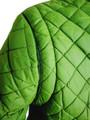 Mirabel faux fur lined Quilt