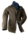 Robin Hood Classic Wax Jacket with Waterproof/Breathable Membrane