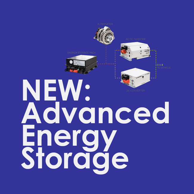 New product! 10 questions & answers about Advanced Energy Storage