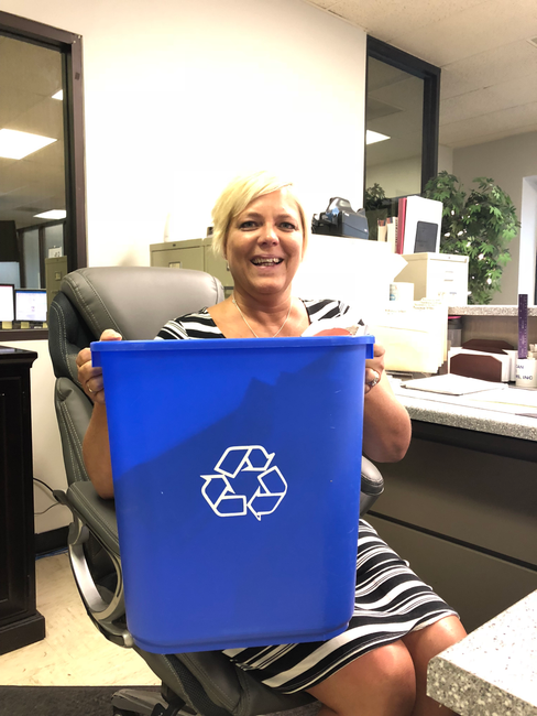 Recycling Report & What We Learned