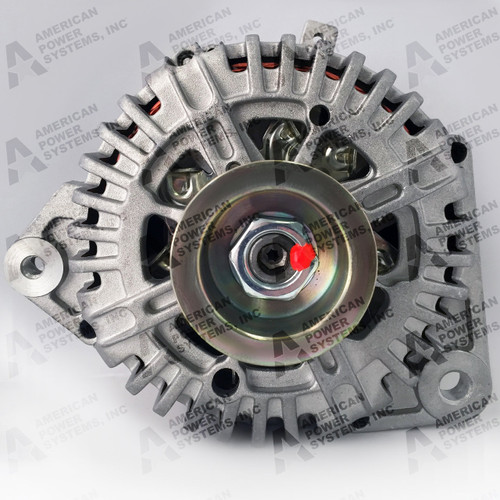 High output alternator • 270-amp, 12-volt output • VA-270SPR-12T