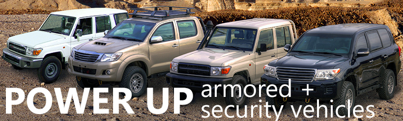 Armored Vehicle Power