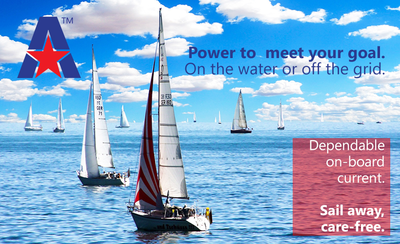 Auxiliary Power for Boats