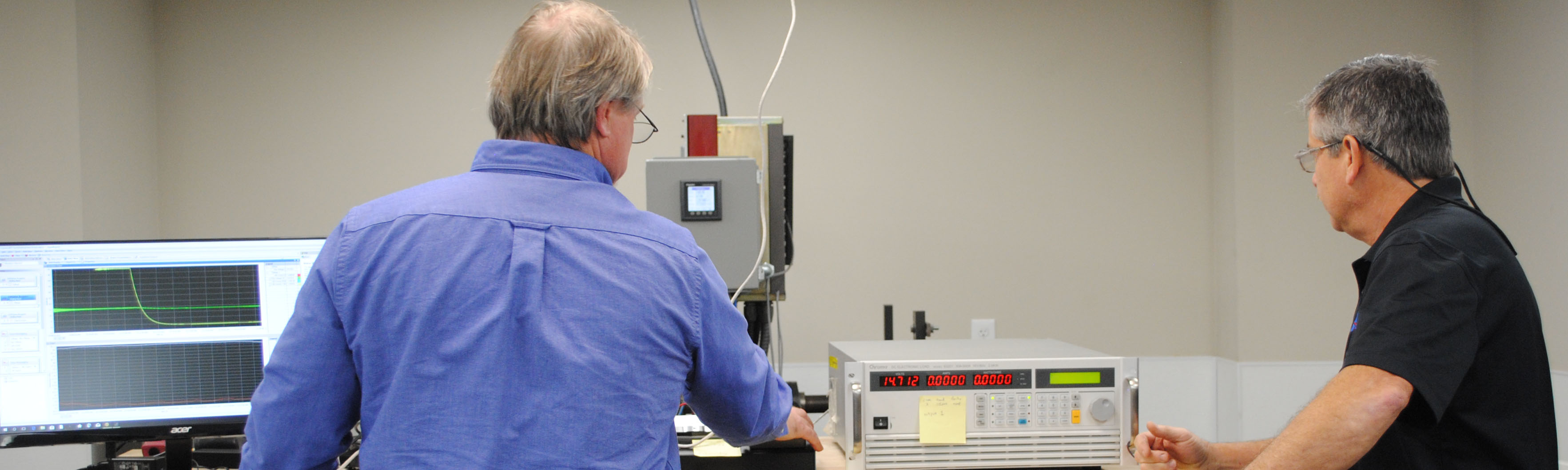 Electrical Power Systems Testing