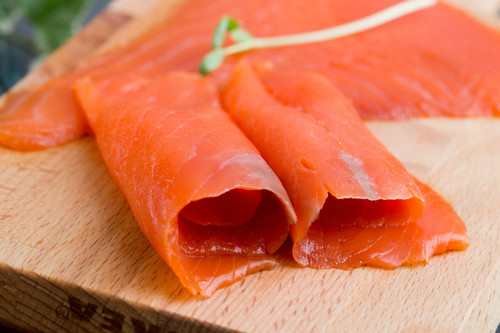 Smoked Salmon Pre-sliced (100g)