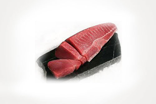 FRESH Yellowfin Tuna Loin Airflown