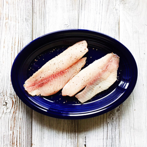 The bag of Nile fish comes in 2-4pcs of fillet. Suitable for grill, battering, & fish & chip application.