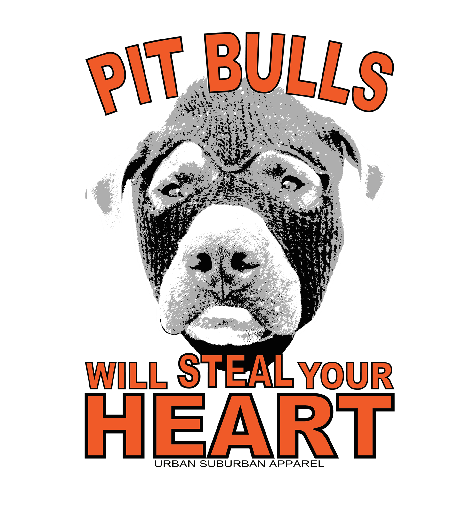 PIT BULLS WILL STEAL YOUR HEART