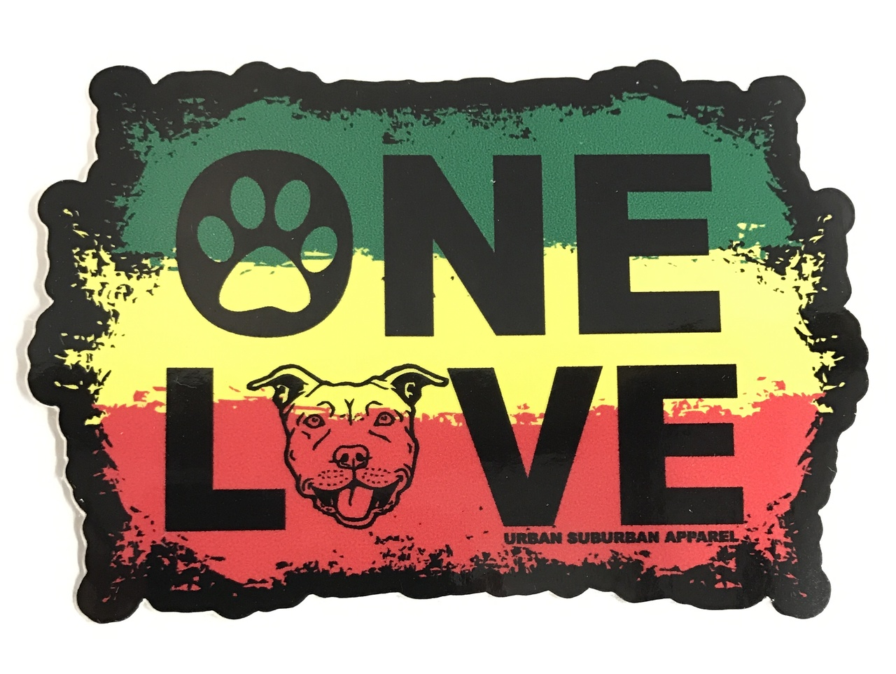 ONE LOVE Sticker Packs