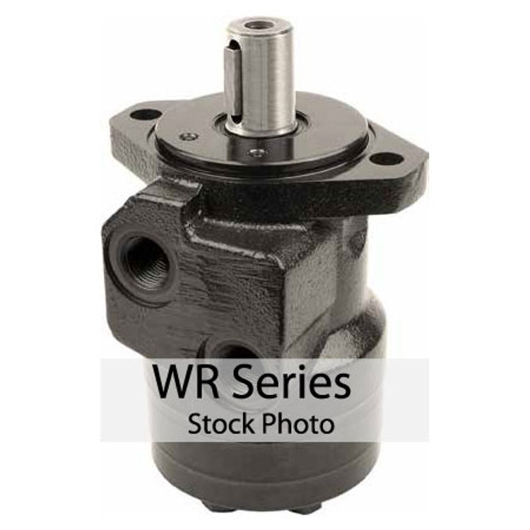 White Drive Hydraulic Motor 255100F3705AAAAA