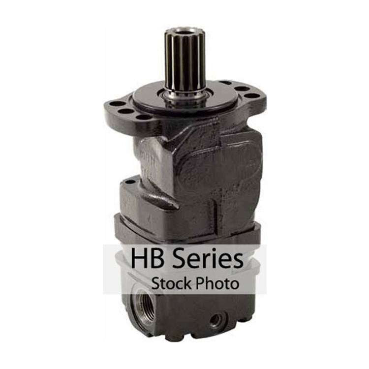 White Drive Hydraulic Motor 300125F8110ZAAAB