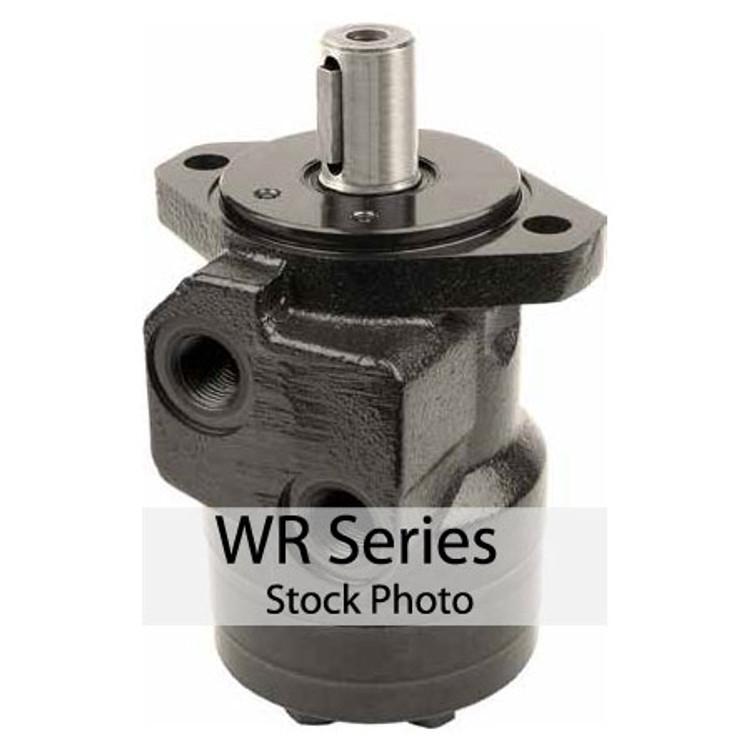 White Drive Hydraulic Motor 255290F3110AAAAA