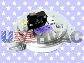 1000749, HQ1000749TR, FS4107-180 - OEM Tempstar Heil ICP Furnace Air Pressure Switch
