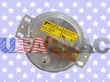 537025 - OEM Tridelta Furnace Air Pressure Switch
