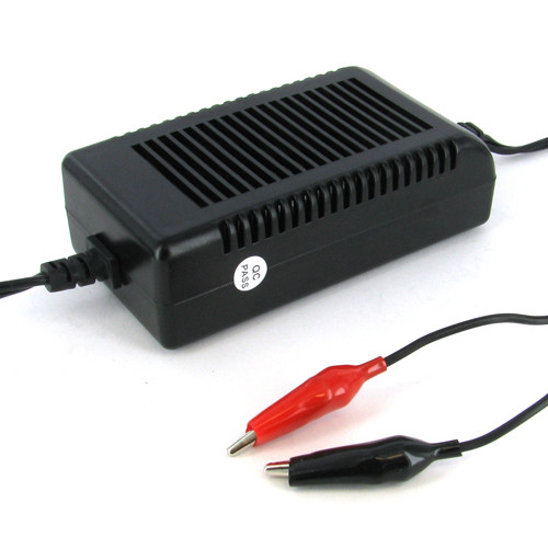 Amstron 12V 3A SLA Battery Charger- LC1-12-3A