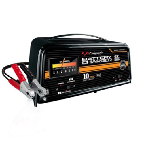 Schumacher SE-40MAP 10 Amp Automatic/Manual Battery Charger