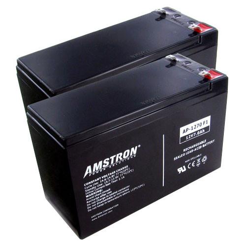 S Amstron AP1270F1 Batteries 2 Pk