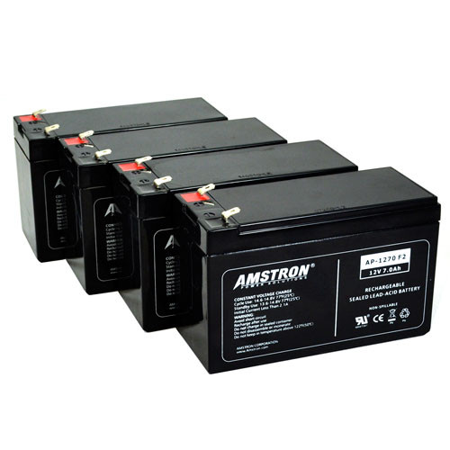 Amstron Ups Backup Battery Replacements For Apc Rbc Batteries 4 Pk Sc450 Wiring Diagram: Apc 1500 Battery Wiring Diagram At Eklablog.co