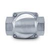"""1-1/2"""" 24V AC Stainless Steel Solenoid Valve N/O"""