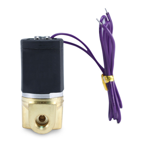 1 8 Quot 110 120v Ac Electric Brass Solenoid Valve 110 Volts
