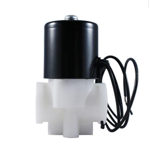 1 4 Quot 24v Dc Electric Plastic Solenoid Valve 24 Volts Dc