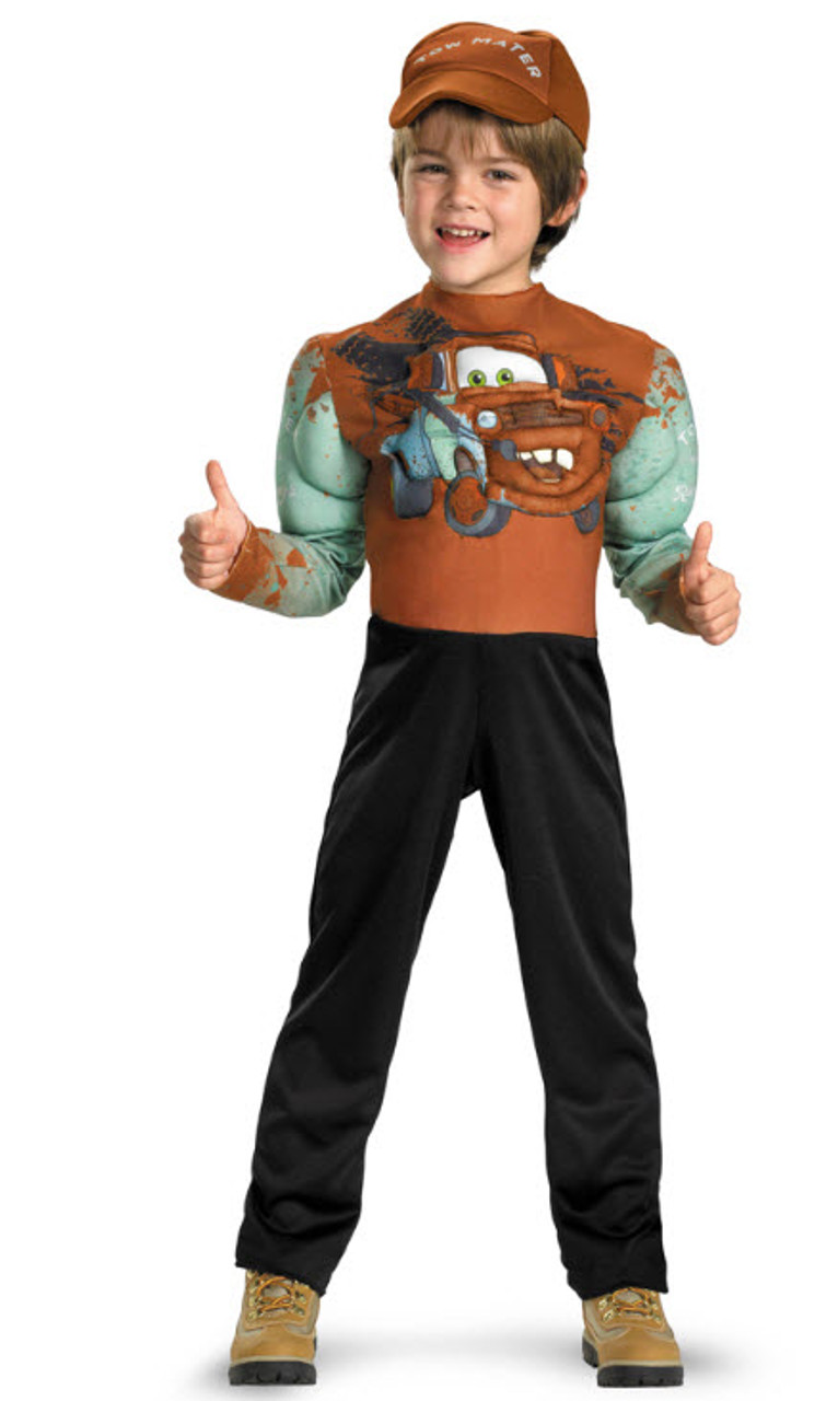Cars 2 Tow Mater Boy S Costume Halloween Express