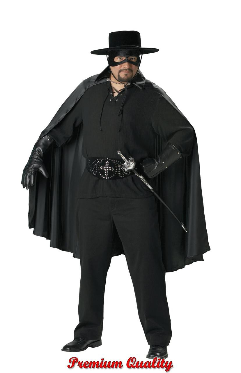 men's bandit costume ic5013 - halloween express
