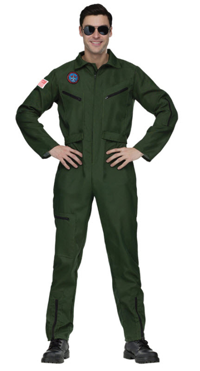 Menu0027s Aviator Costume  sc 1 st  Halloween Express : aviator halloween costume  - Germanpascual.Com