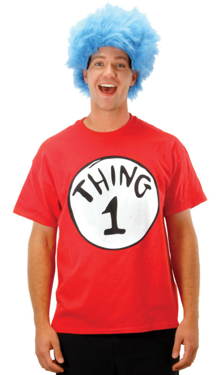 Dr seuss adult costume