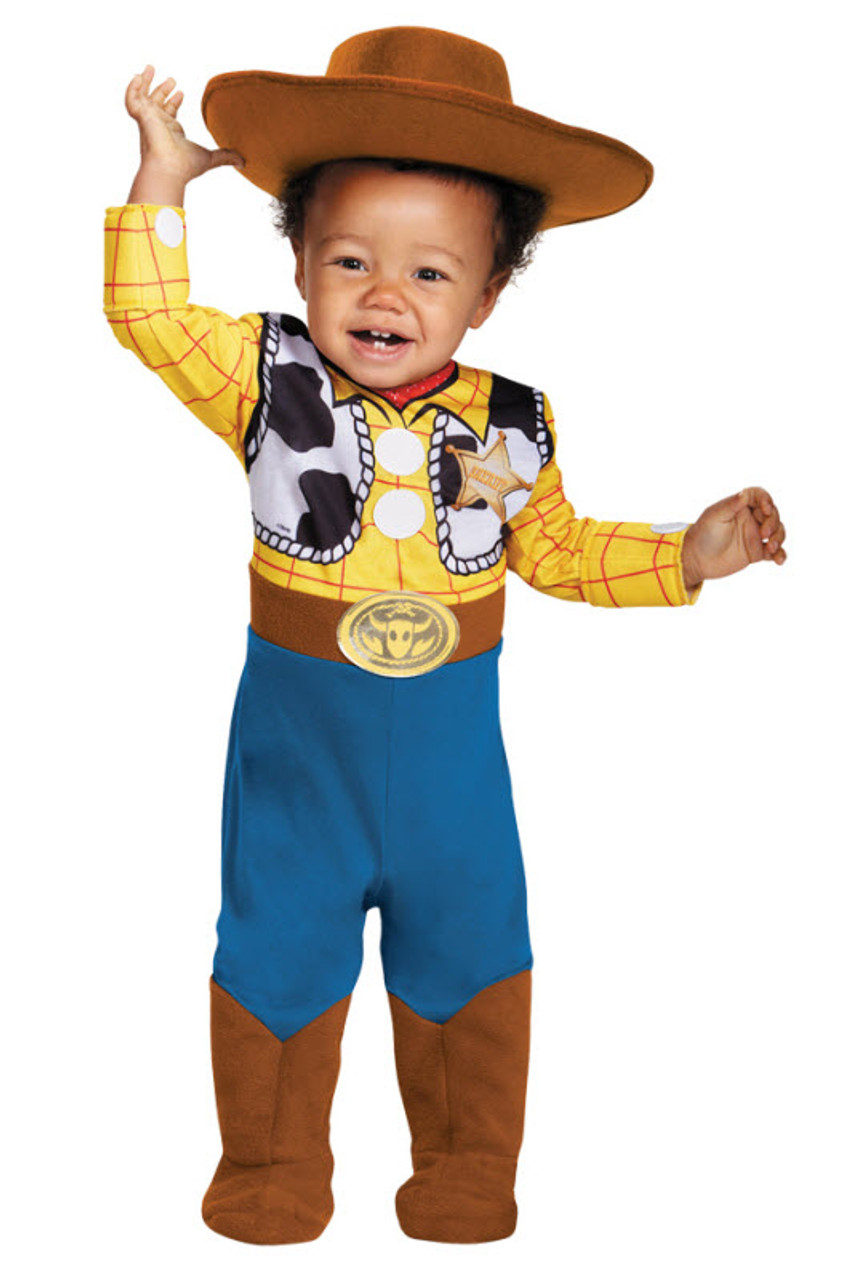 Toy Story Woody Infant Costume  sc 1 st  Halloween Express & Toy Story Woody Infant Costume - Halloween Express