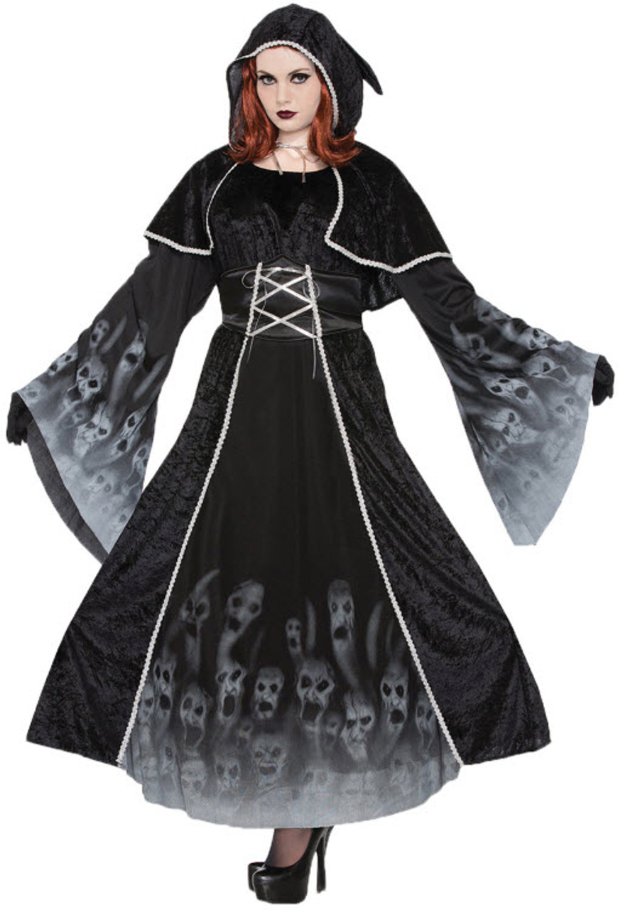 Plus Size Forgotten Souls Costume  sc 1 st  Halloween Express & Plus Size Forgotten Souls Costume - Halloween Express